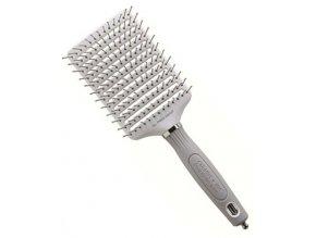 OLIVIA GARDEN XL Pro Vent - Profesionální kadeřnický foukací kartáč na vlasy XL Pro Vent