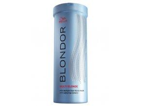 WELLA Blondor Multi Blonde 400g - zesvětlující prášek - melír