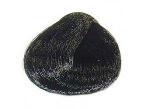 SELECTIVE Barvy Oligomineral Cream Colorante barva na vlasy Černá 1-00