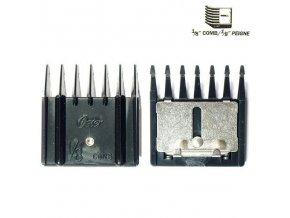 OSTER Příslušenství Univerzální nasazovací hřebeny na střihací hlavy 1-8´ - 4mm