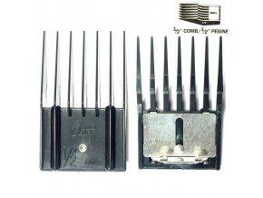 OSTER Příslušenství Univerzální nasazovací hřebeny na stříhací hlavy 1-2´ - 14mm