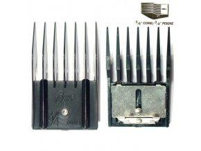 OSTER Příslušenství Univerzální nasazovací hřebeny na střihací hlavy 3-4´ - 18mm
