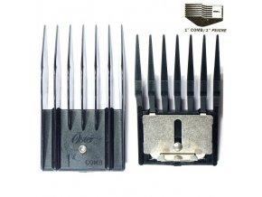 OSTER Příslušenství Univerzální nasazovací hřebeny na stříhací hlavy 1´ - 25mm