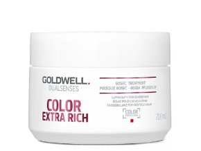GOLDWELL Dualsenses Color Extra Rich 60sec Treatment pro barvené vlasy 200ml