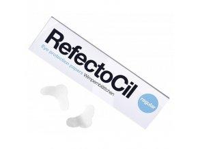 REFECTOCIL Podkladové papírky pro barvení obočí a řas - tvarované 96ks