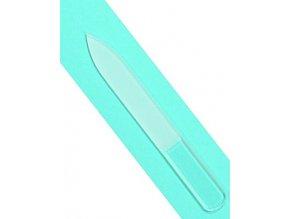 DUKO Manikúra Skleněný oboustranný pilník na nehty - 90mm