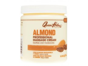 QUEEN HELENE Almond Massage Cream mandlový masážní krém 425g