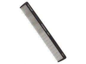 OLIVIA GARDEN Pro SC-3 karbonový profi hřeben na vlasy ionizovaný - 197mm
