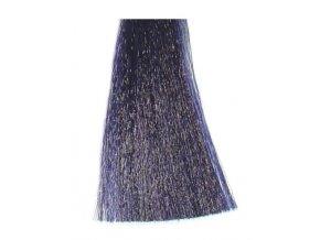 BES Hi-Fi Hair Color Krémová profi barva na vlasy - Černá kovová 1-99