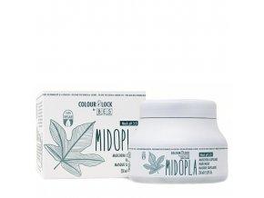 BES Colour Lock Maschera Midopla pH 3,0 - regenerační maska na vlasy pro fixaci barvy 250ml
