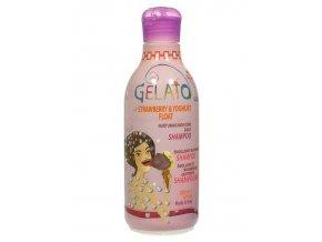 BES Gelato Moisture změkčující regenerační šampon s vůní jahod a jogurtu 250ml