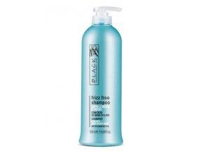 BLACK Péče o vlasy Frizz Free Shampoo šampon na kudrnaté vlasy 500ml