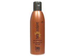 BES Solaire Sun Protection Hair Gel jemně tužící ochranný gel před sluněním 200ml