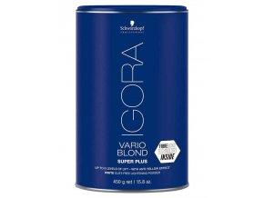 SCHWARZKOPF Igora Vario Blond Super Plus 450g - bezprašný extra silný melír