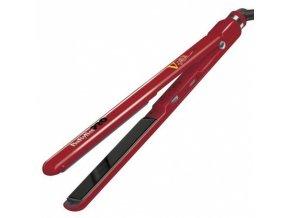 BABYLISS PRO 2072EPRE Sleek Expert EP Technology 5.0 profesionální žehlička na vlasy - 24mm - RED