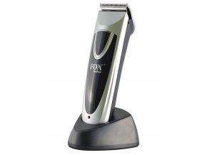 FOX Techno Profesionální střihací akumulátorový strojek na vlasy a vousy