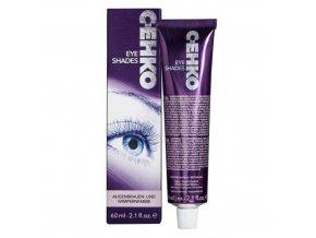 C:EHKO Eye Shades Hnědá - profi barva na řasy a obočí pro kosmetičky - 60ml