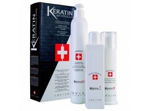 L´OVIEN ESSENTIAL Keratin Biotissulare keratinový systém pro rekonstrukci vlasů - 3fáze