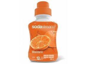 SODASTREAM Sirupy Soda Stream Mandarin 500ml - sirup pro 12l nápoje