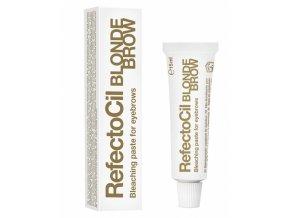 REFECTOCIL BLONDE BROWN - Zesvětlovací profesionální barva na obočí 15ml