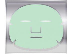 BRAZIL KERATIN 5ks Aloe Vera Mask - maska na obličej pro suchou pokožku 5ks