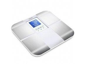 SENCOR SBS 6015WH Fitness váha s měřením tělesného tuku, vody, svalstva a kostí
