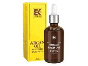 BRAZIL KERATIN Argan Oil 50ml - 100% arganový olej výrazně regeneruje poškozené a suché vlasy
