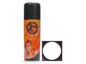 Z GOOD MARK Barva na vlasy sprej - Barevný lak na vlasy bílý