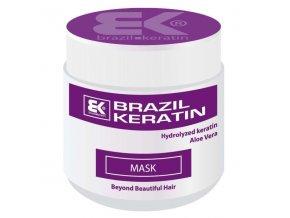 BRAZIL KERATIN Treatment Coco hloubkově regenerující keratinová maska 500ml