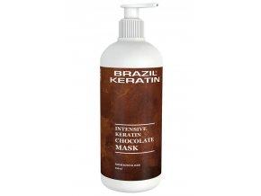 BRAZIL KERATIN Treatment Chocolate hloubkově regenerující keratinová maska 500ml
