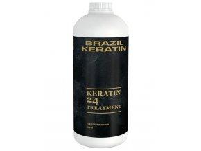 BRAZIL KERATIN Beauty Keratin Argan 24 500ml - Brazilský keratin pro profesionální použití