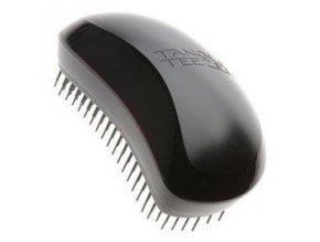 TANGLE TEEZER Salon Elite Black - profi kartáč na rozčesávání vlasů - černý