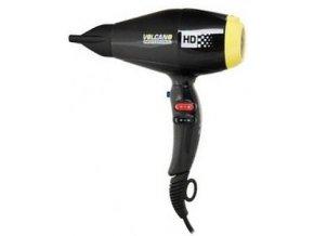 KIEPE Volcano HD 2000W Black profesionální fén na vlasy - černý