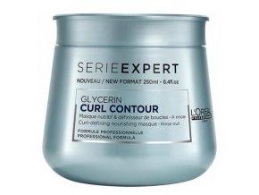 LORÉAL Expert Curl Contour Mask 250ml - maska pro vlnité a trvalené vlasy