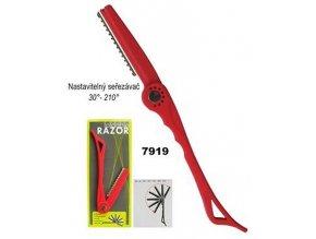 DUKO Foldable Razor - nastavitelnný seřezávač na vlasy 30-210°