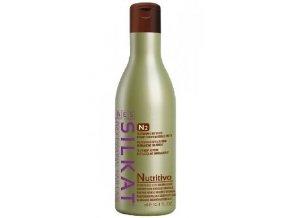 BES Silkat Nutritivo Balsamo N2 - vyživující bezoplach. balzám na poškozené vlasy 1000ml