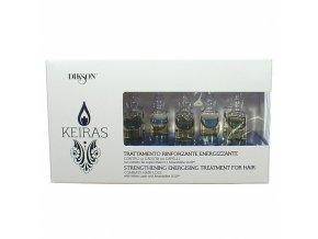 DIKSON Keiras Energising Treatment 8x10ml - Posilující kúra proti vypadávání vlasů