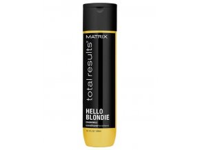MATRIX Total Results Hello Blondie Conditioner 300ml - kondicioner pro blond vlasy