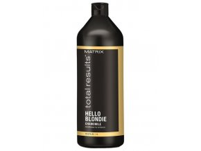 MATRIX Total Results Hello Blondie Weightless Conditioner 1000ml - pro blond vlasy