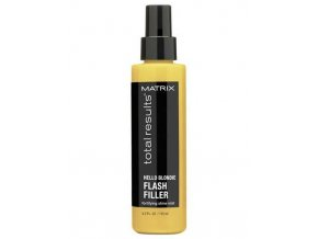 MATRIX Total Results Hello Blondie Flash Filler 125ml - mléko pro blond vlasy