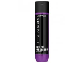 MATRIX Total Results Color Obsessed Conditioner 300ml - kondicioner na barvené vlasy