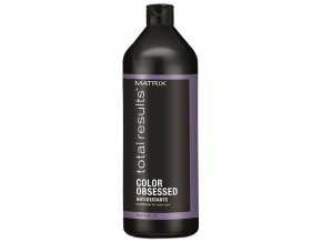 MATRIX Total Results Color Obsessed Conditioner 1000ml - kondicioner na barvené vlasy