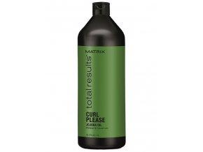 MATRIX Total Results Curl Please Shampoo 1000ml - šampon pro vlnité vlasy