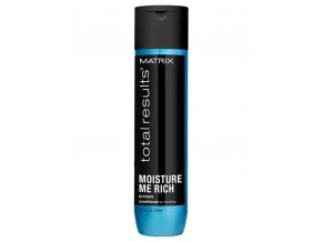 MATRIX Total Results Moisture Me Rich Conditioner 300ml - kondicioner na suché vlasy