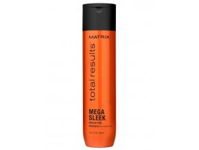 MATRIX Total Results Mega Sleek Shampoo 300ml - šampon pro uhlazení a regeneraci