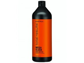 MATRIX Total Results Mega Sleek Shampoo 1000ml - šampon pro uhlazení a regeneraci