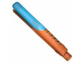 KIEPE Fluo 8180OR Nano Titanium - profesionální žehlička na vlasy - oranžová