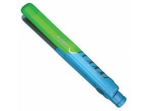 KIEPE Fluo 8180BL Nano Titanium - profesionální žehlička na vlasy - modrá
