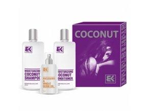 BRAZIL KERATIN Dárková sada Set Coco - kokos