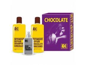 BRAZIL KERATIN Chocolate dárková sada Set - čokoláda